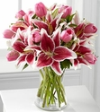 Lilly and Tulip Bouquet