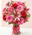 Valentine's Flowers bouquet