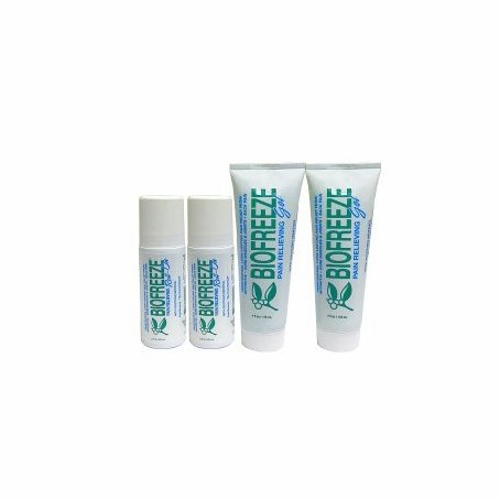 Biofreeze (2 Tube & 2 Roll On) Special