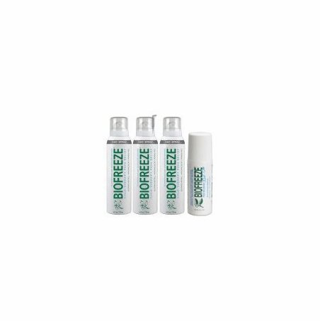 Buy 3 Biofreeze 360 get a FREE Rollon