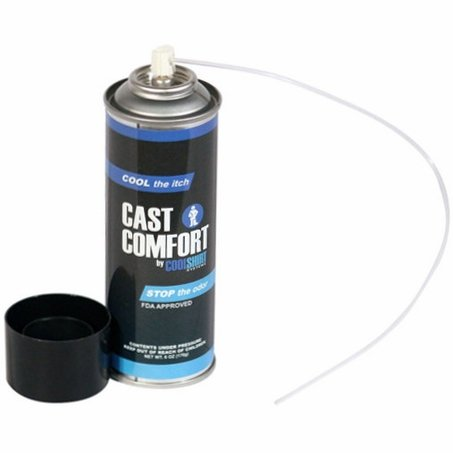 Cast Comfort Spray- Stop Itching