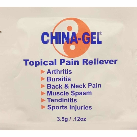 China Gel 10 Count Travel Pack