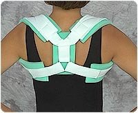 Clavicle Strap With Velcro