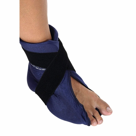 Elasto-Gel Foot & Ankle Wrap Hot / Cold Therapy Gel Wrap