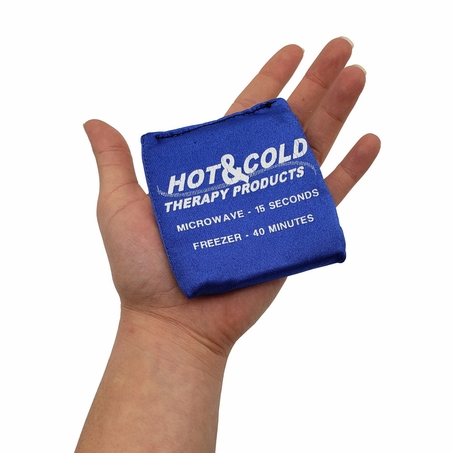 Elasto-Gel Hot / Cold Therapy Gel Pack 3 x 3 inch
