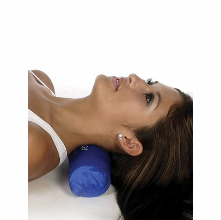 Elasto-Gel Large Cervical Support Roll Hot / Cold Gel Therapy