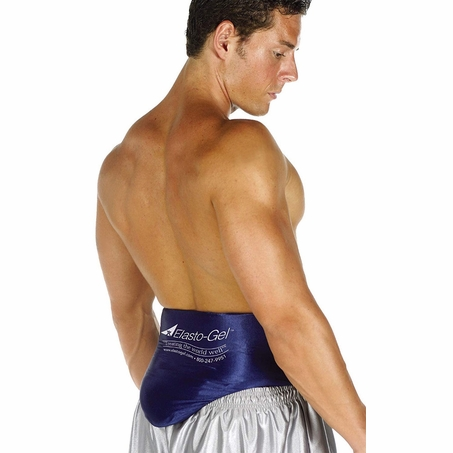 Elasto-Gel Large Lumbar Wrap Hot / Cold Therapy Gel Therapy