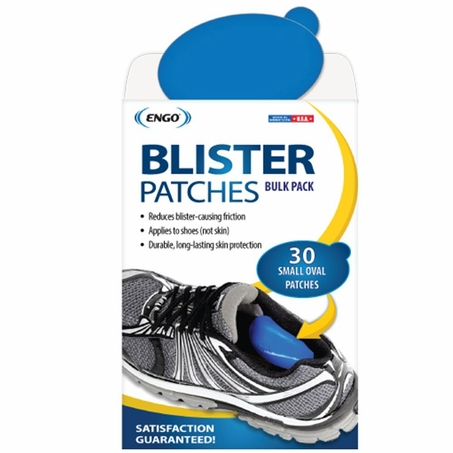 ENGO Small Oval Team Blister Patch (30)