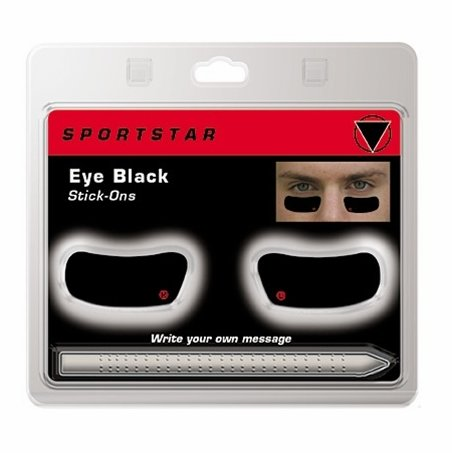 Eye Black Stickers - Write your own Message
