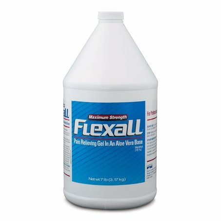 Flexall 454 Maximum Stength Pain Relieving Gel 7 lbs