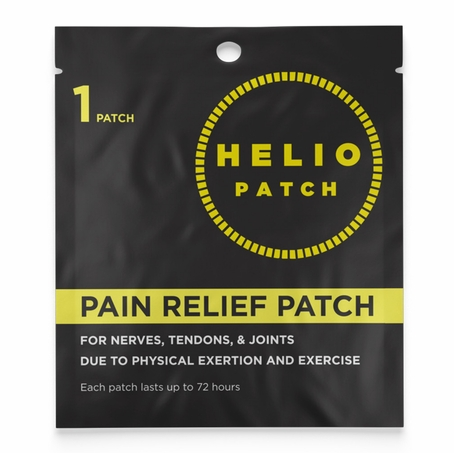 Heliopatch Pain Relief Patches