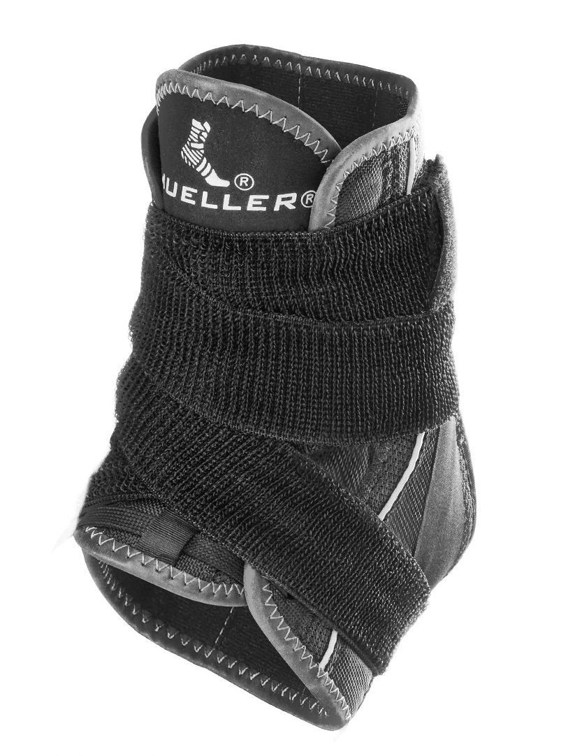 016779d4e1d Mueller HG80 Soft Ankle Brace w  Straps -- Free Shipping -- Ithaca Sports