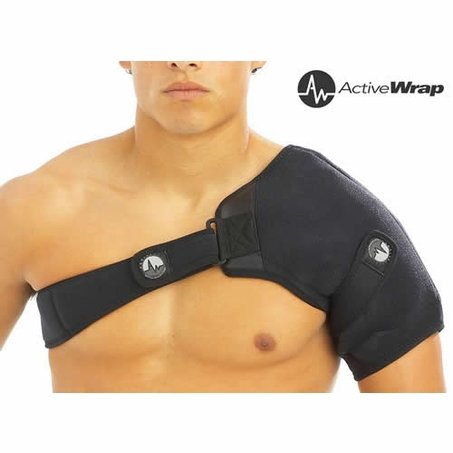 Hot / Cold Shoulder Wrap by Active Wrap