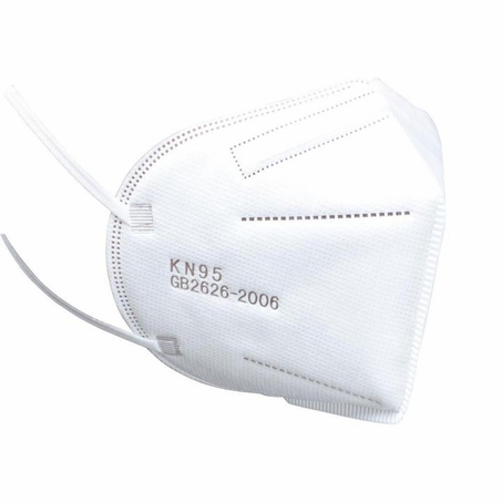 K N95 Face Mask 3 Layer - 5 Pack KN95