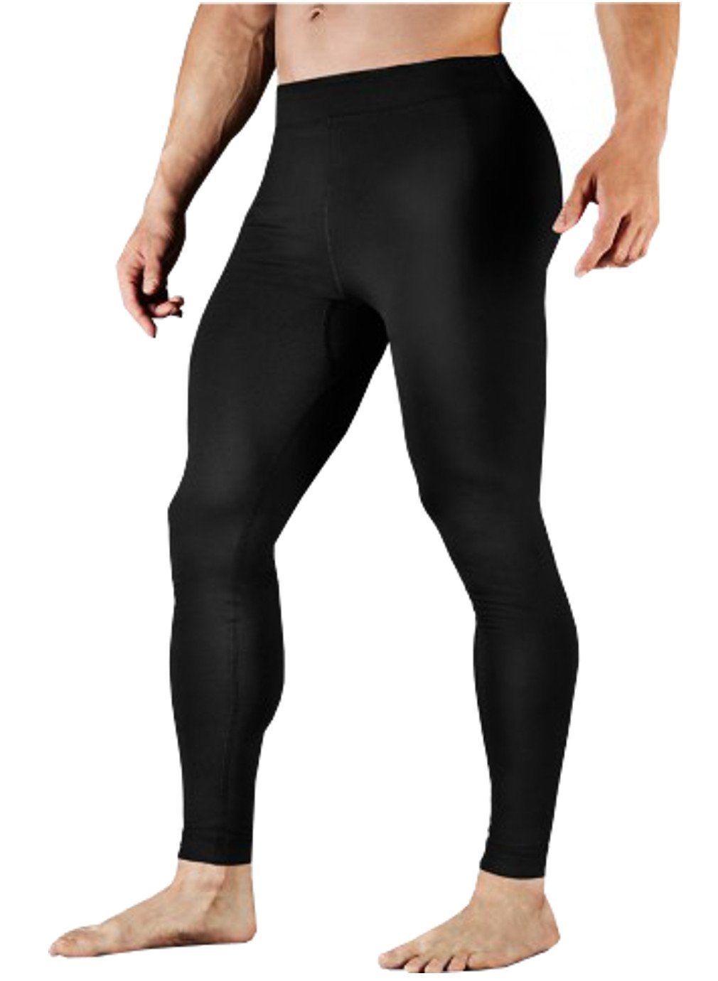 eeee7cdec9 Tommie Copper Men's Core Compression Tights -- Free Shipping -- Ithaca  Sports