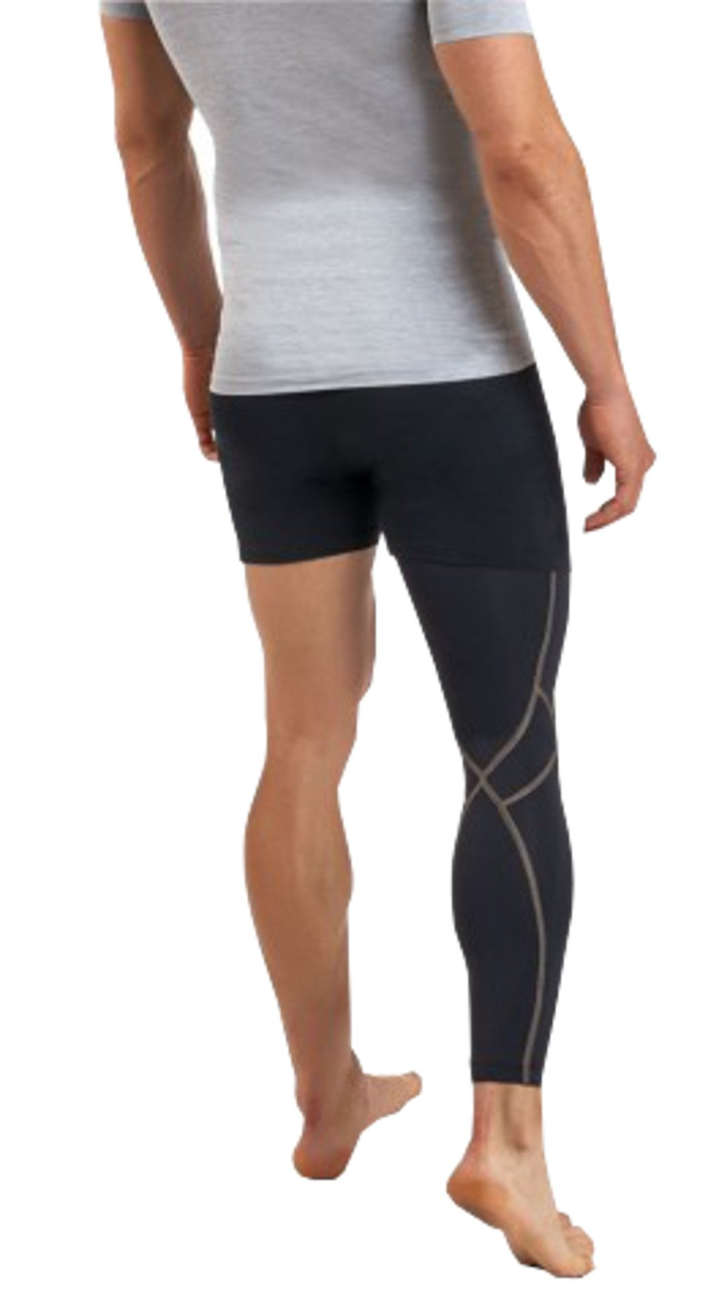 Tommie Copper Men Compression Full Leg Sleeve Free
