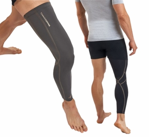 ff26260613 Tommie Copper Men Compression Full Leg Sleeve -- Free Shipping -- Ithaca  Sports