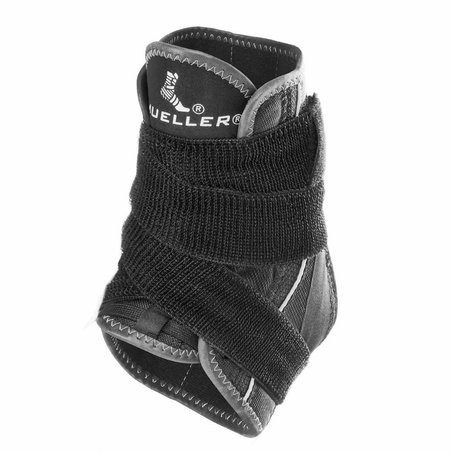 Mueller HG80 Soft Ankle Brace with Straps