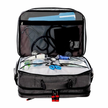 New Gear Medical Guardian 2.0 Antimicrobial Deluxe Medical Bag