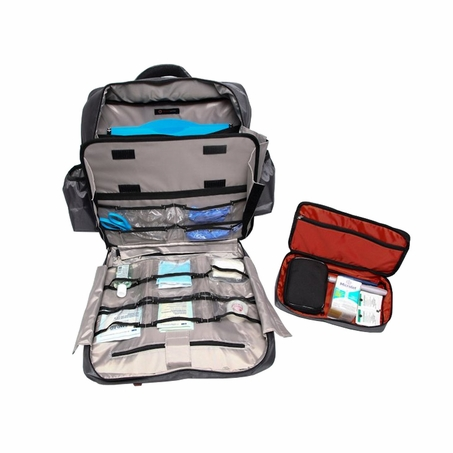 New Gear Antimicrobial Medical Rolling Medical Bag - The Traveler