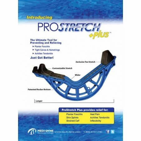 Pro Stretch +Plus Adjustable