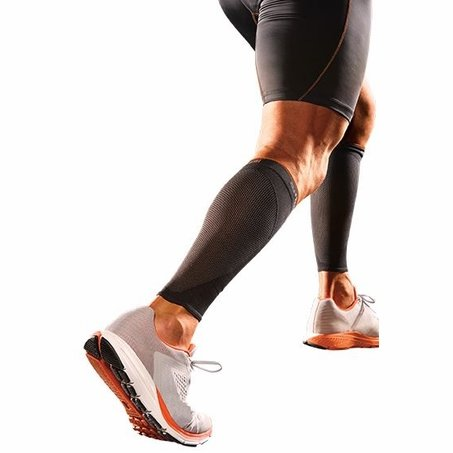 Shock Doctor 725 SVR Recovery Compression Calf Sleeve