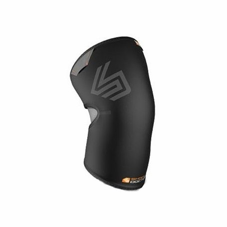 Clearance Shock Doctor 864 Knee Compression Sleeve With Closed Patella Coverage Size Medium