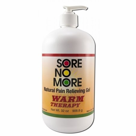 Sore No More Warm 32 oz Pump Bottle