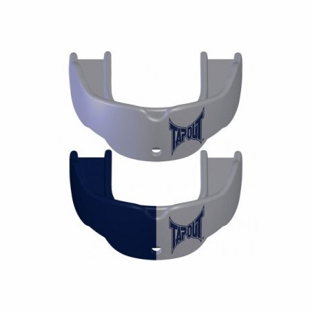 Tap Out Navy / Silver Mouth Guard (2 pack) $30,000 Warranty