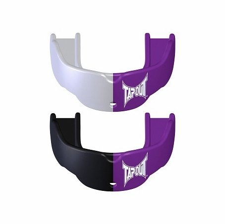 Tap Out Purple Mouth Guard (2 pack) $30,000 Warranty - Youth