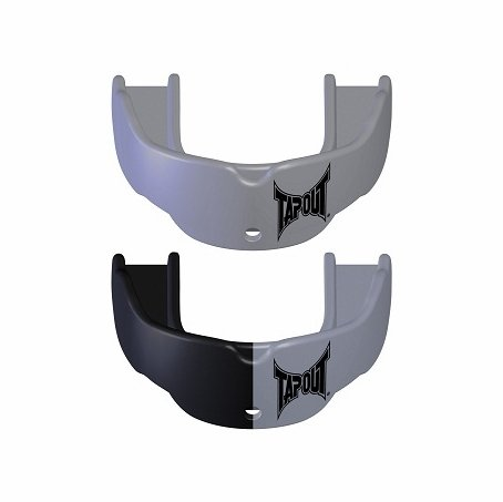 Tap Out Silver Mouth Guard (2 pack) $30,000 Warranty