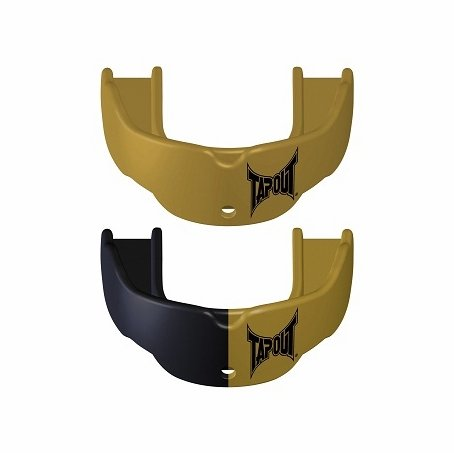 Tap Out Vegas Gold Mouth Guard (2 pack) $30,000 Warranty- Youth