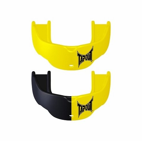 Tap Out Yellow Mouth Guard (2 pack) $30,000 Warranty