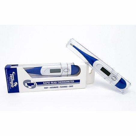 Tempo Rapid Read Digital Thermometer (1 pack)