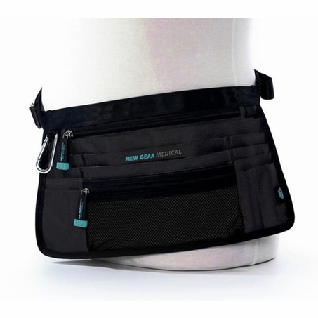 The Trustee-Anti-Microbial Medical Supply Organizer Belt Bag - Compact