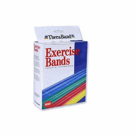 Thera-band Exercise Resistance Bands - Heavy Resistance (2)
