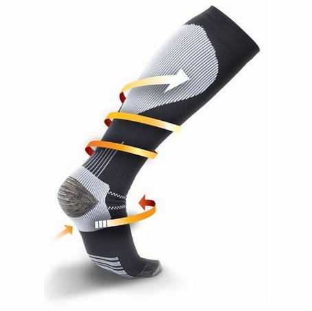 Thermoskin Plantar FXT Compression Socks Calf Length