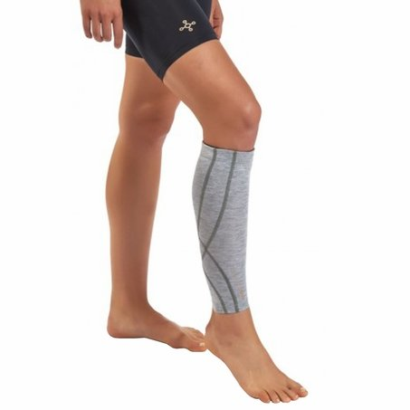 Tommie Copper Women's Performance Compression Calf Sleeve - Large Slate Clearance