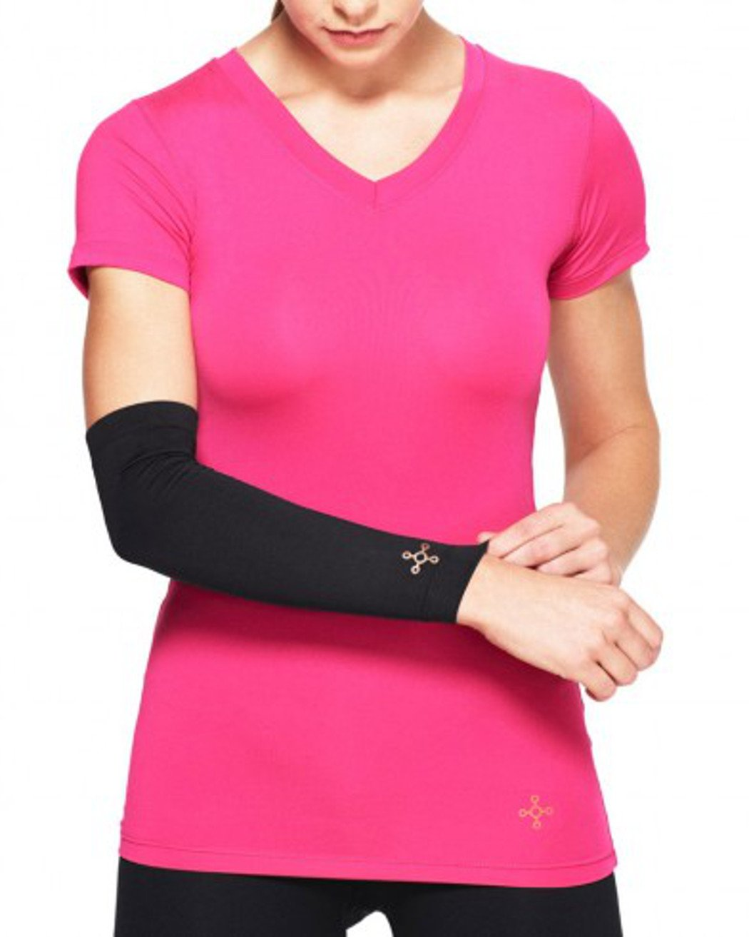 b6db857eb9 Tommie Copper Women Compression Full Arm Sleeve -- Free Shipping ...