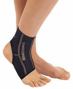 45bd8a5cce Tommie Copper Women Compression Ankle Sleeve -- Free Shipping -- Ithaca  Sports