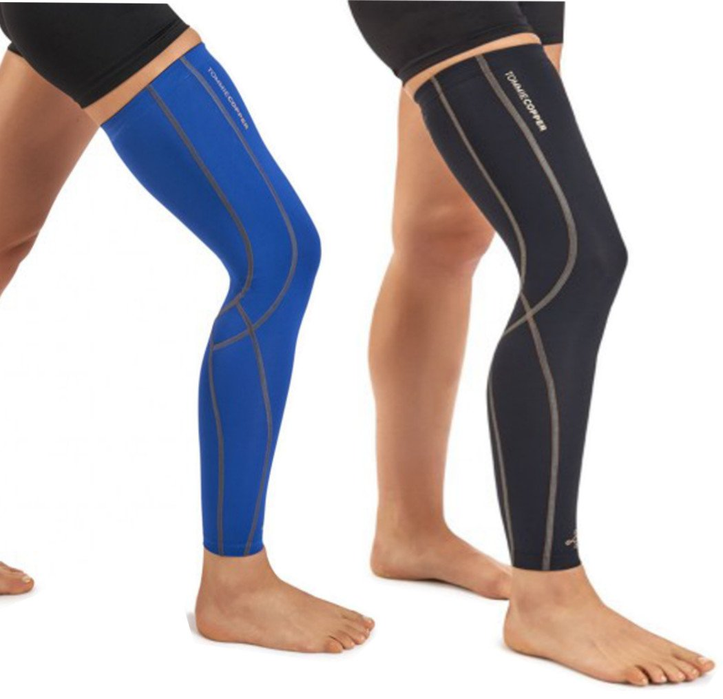 d49141d09a Tommie Copper Women Compression Full Leg Sleeve -- Free Shipping -- Ithaca  Sports