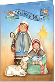 C1720 - Nativity Christmas Cards