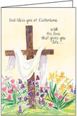E4780C - Easter Cards with Scripture