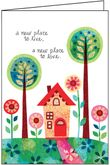 H5410 - New Home Congratulations Card