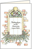 RE2466 - Thinking of You Home Anniversary Cards