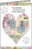 PN417 - Loss of Pet Greeting Cards