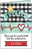 T1311 - Doctor Thank You Cards