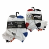 Men's Athletic Socks - Assorted - Sizes 10-13
