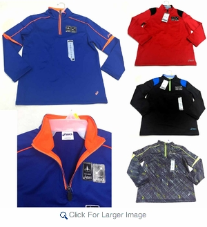 Boy's Wholesale Performance Jackets - Only $5.00/pc. - YB-ASC-1000-ASST - Click to enlarge
