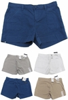 Women's Calvin Klein Ripstop Shorts - Assorted Khaki only 6pc packs